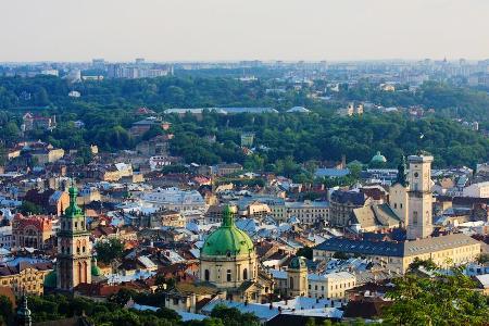 Поездка во Львов: 2 тура на выбор всего от 126 руб/от 4 дней